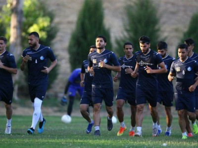 گزارش تمرین استقلال؛ حضور بازیکنان مغضوب و غیبت حسینی