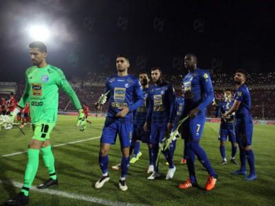 تیم منتخب هفته نهم لیگ برتر