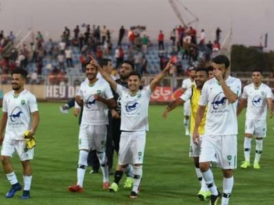 نریمانجهان :خوشحالم که دو تیم بزرگ ایران را متوقف کردیم
