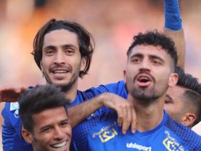 جدول ردهبندی لیگ برتر فوتبال در دومین روز از هفته دهم