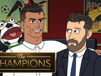 قسمت 3 انیمیشن قهرمانان - فصل 3