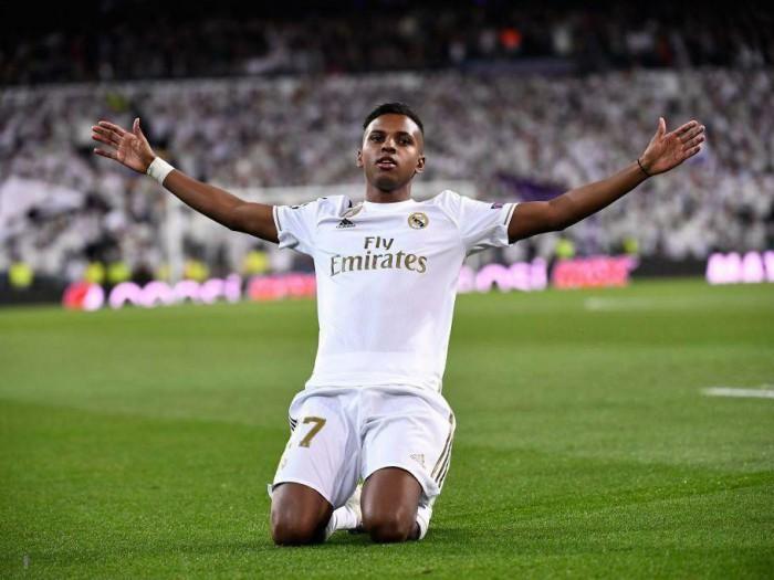 رودریگو؛ بهترین بازیکن هفته چهارم لیگ قهرمانان اروپا