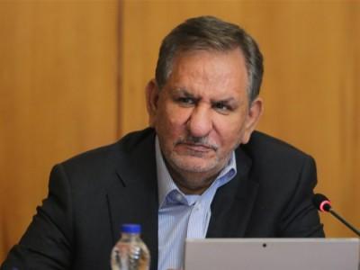 پیام تبریک جهانگیری به مناسبت قهرمانی تیم ملی ایران
