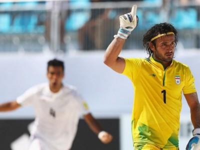 حسینی: قهرمانی تیم فوتبال ساحلی با حضور برزیل دلچسبتر میشد