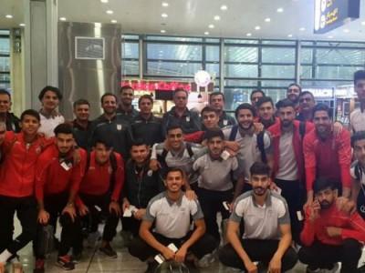 با حضور 22 بازیکن، تیم فوتبال المپیک راهی اندونزی شد