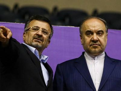 داورزنی معاون قهرمانی وزارت ورزش و جوانان استعفا کرد