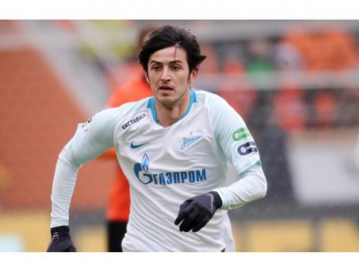 آزمون بهترین بازیکن دیدار زنیت-دینامو مسکو شد