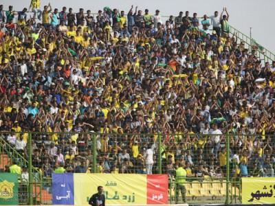 تیمهای نفتی فوتبال در آستانه سقوط