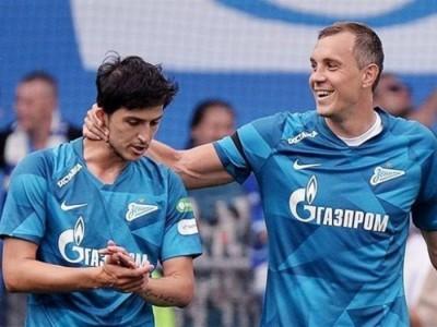 کریاکوف: آزمون و جیوبا پرچمداران فوتبال روسیه هستند