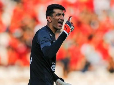 بیرانوند:برانکو بهترین گزینه برای تیم ملی است