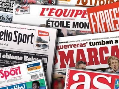 روزنامه های ورزشی پنج شنبه 12 دسامبر 2019