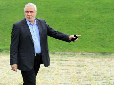 مدیرعامل جدید استقلال  فتح الله زاده اعلام شد